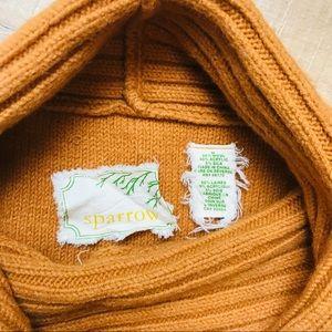 Anthropologie Sweaters - Sparrow Wool & Silk Sweater - T007